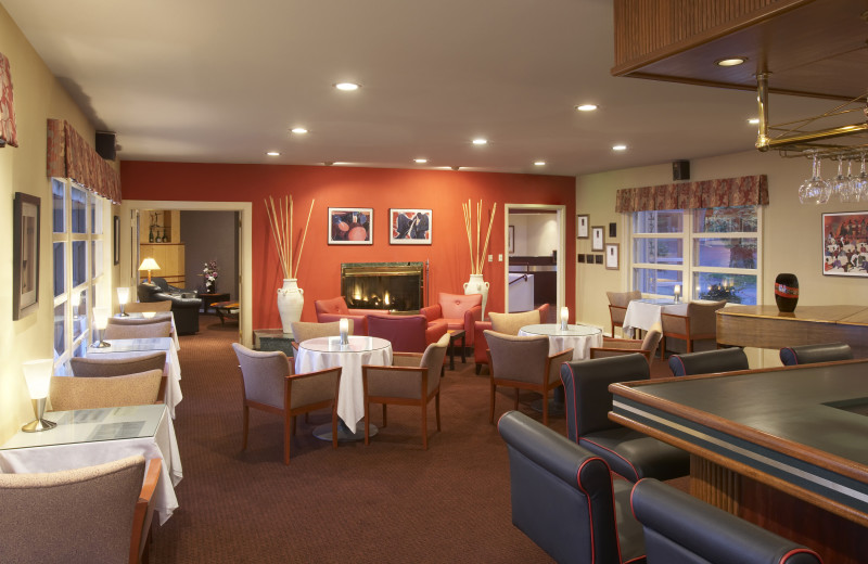 Grey Rock lounge at Heidel House Resort.