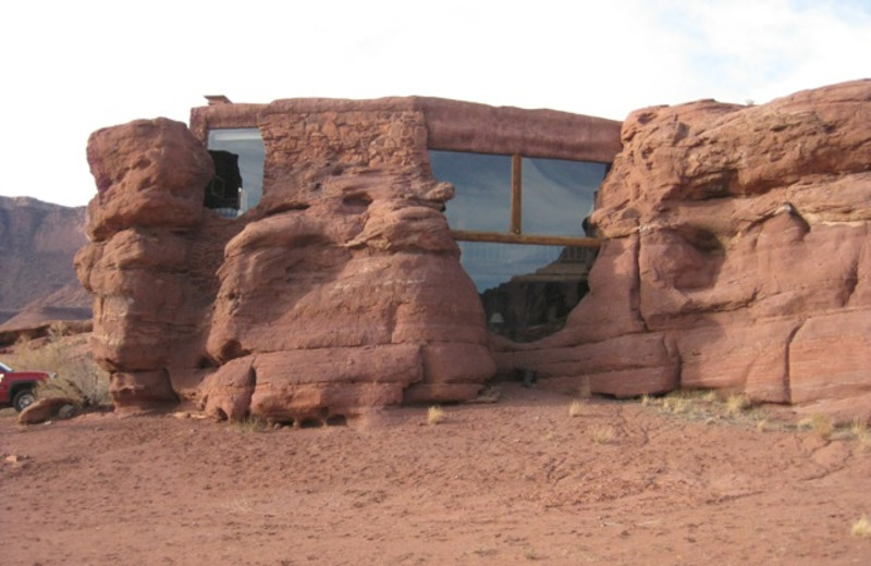 Rockhouse rental at Canyonlands Lodging.