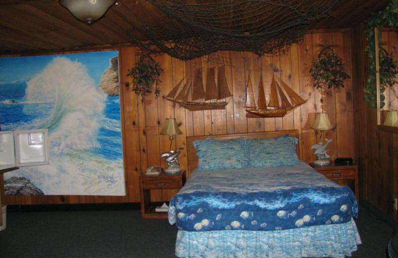 The Ocean Room at Bennett Bay Inn.