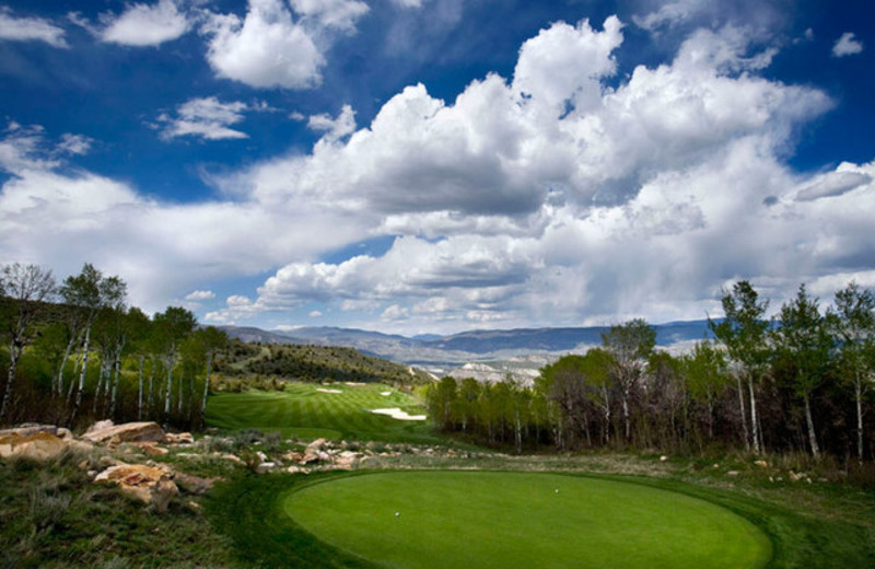 Golf course near The Lodge At Vail.