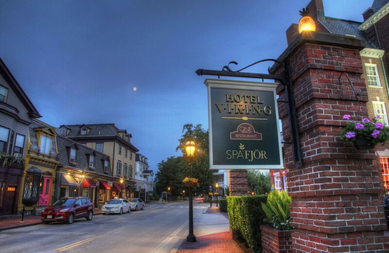 Town at The Hotel Viking.