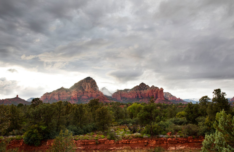 Mountains at Best Western Plus Inn of Sedona.