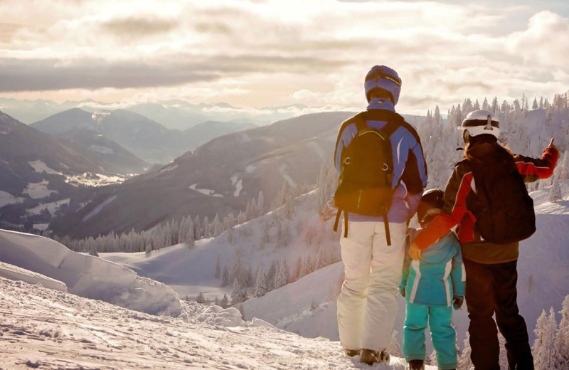 Skiing at Padzu Vacation Homes - Park City