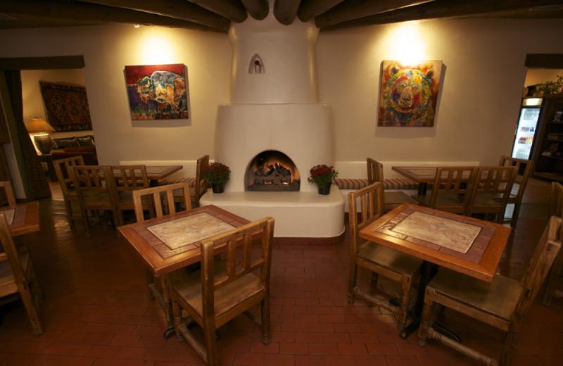 Dining Area at Santa Fe Sage Inn