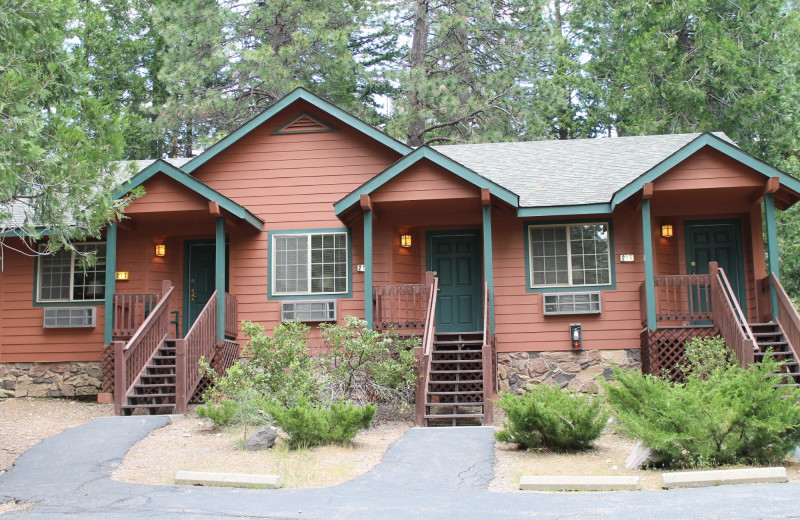 Exterior view of Mount Shasta Resort.