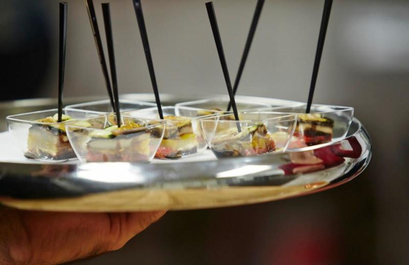 Cuisine at the Park Hyatt Toronto