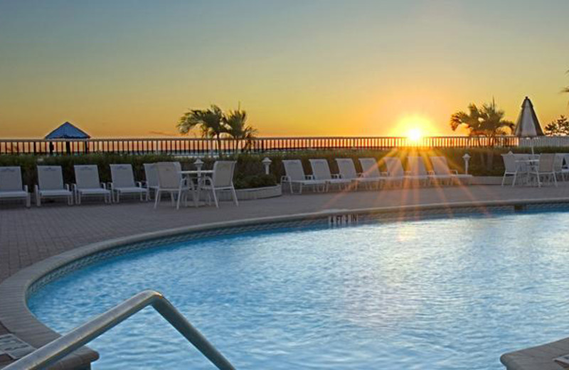 Outdoor Pool at Lido Beach Resort