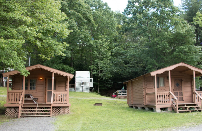 Cabins at Silver Valley Campsites