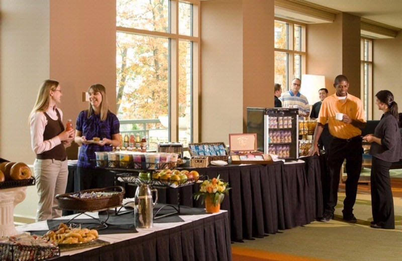 Conference Buffet at Lansdowne Resort