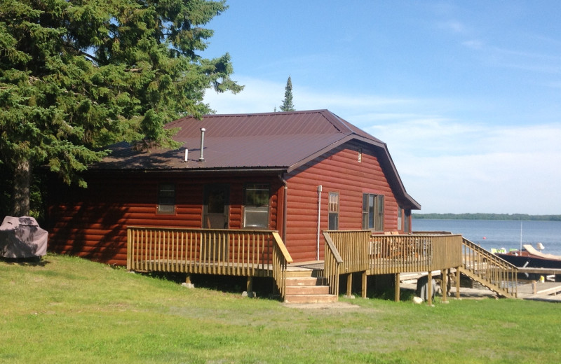 Exterior view of Kabetogama Lake Association.