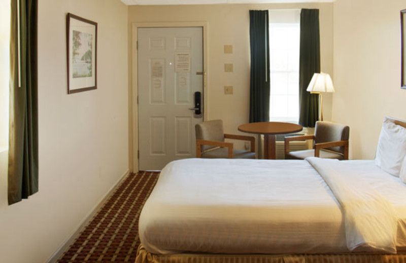 Guest Room at Red Carpet Inn & Suites Cooperstown