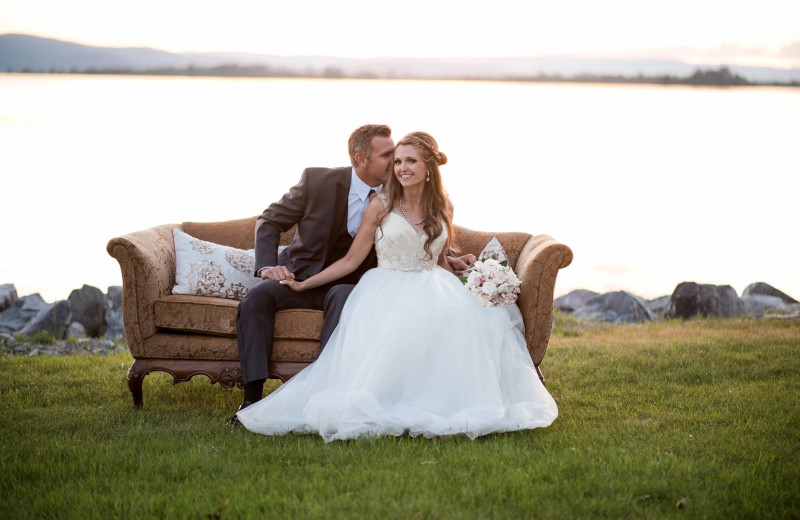 Weddings at Averill's Flathead Lake Lodge.