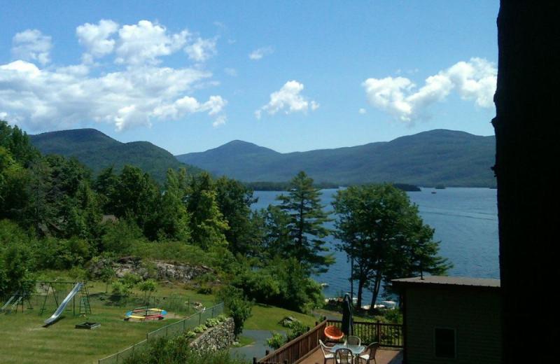 View from Contessa Resort.