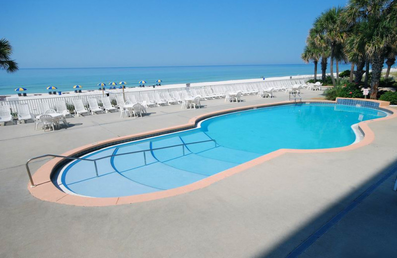 Beachcomber By The Sea Panama City Beach Fl Resort