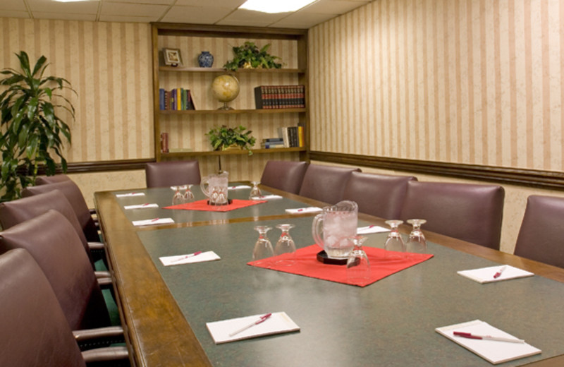 Meeting room at Clarion-Anaheim Resort.