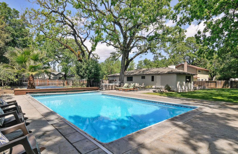 Rental pool at Woodfield Properties.