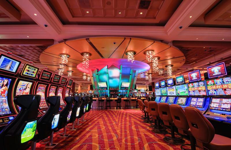 Casino at Mount Airy Casino Resort.