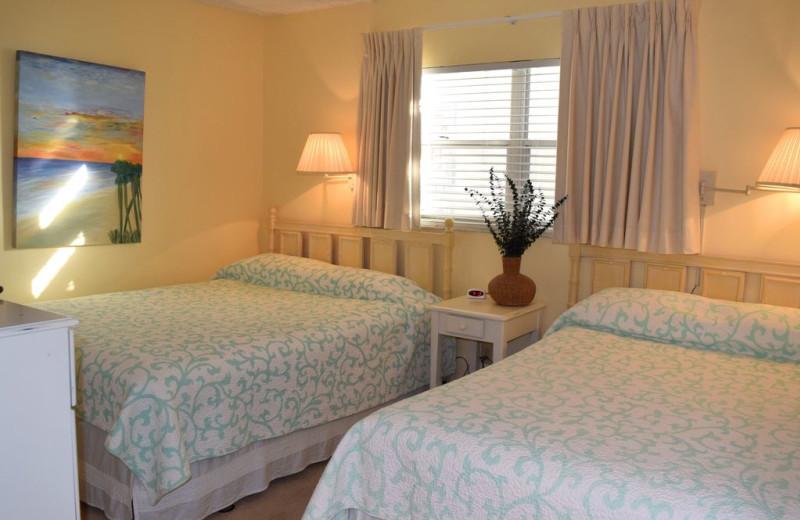 Rental bedroom at Alicia J. Hollis, Realtor.