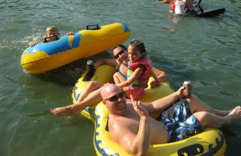 Family Fun at Smokey Hollow Campground