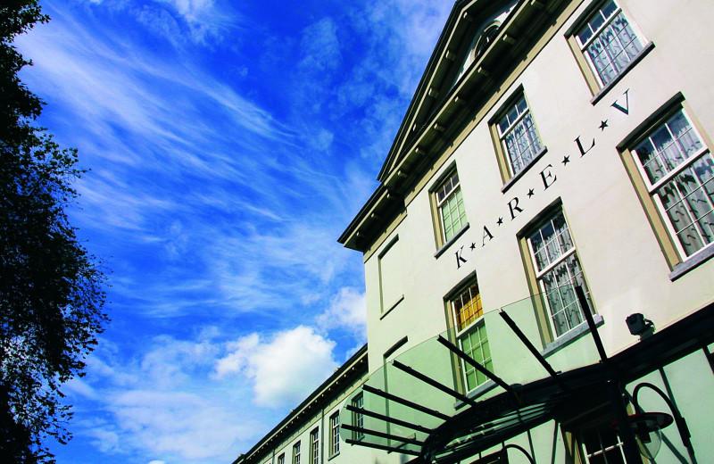 Exterior view of Grand Hotel Karel V Utrecht.