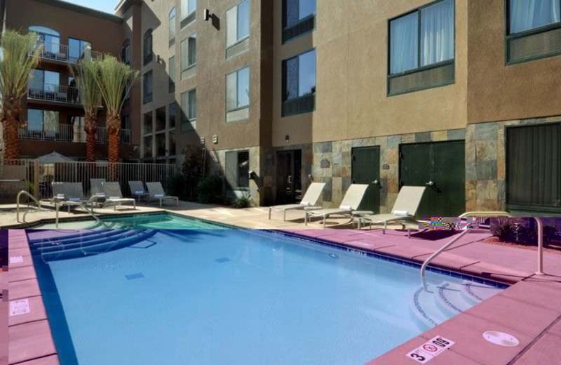 Outdoor swimming pool at Wingate by Wyndham St. George