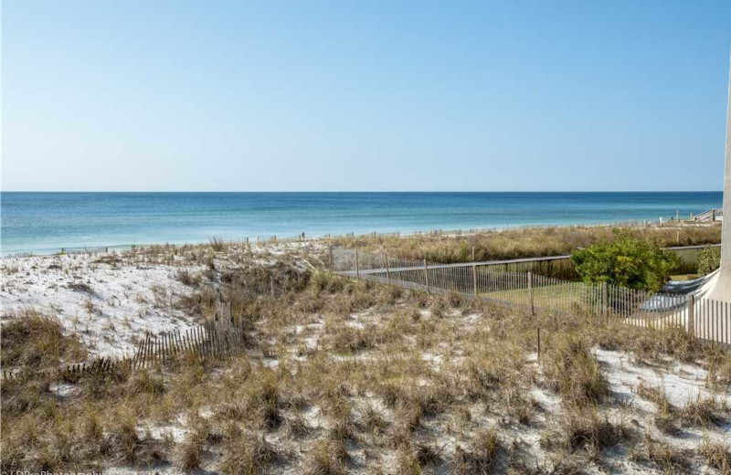 View from Holiday Isle Properties - South Bay by the Gulf 124.