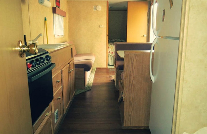 RV rental at Edelweiss Mountain Lodging.