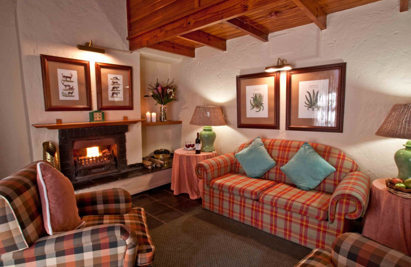 Guest room at Mount Sheba Country Lodge.