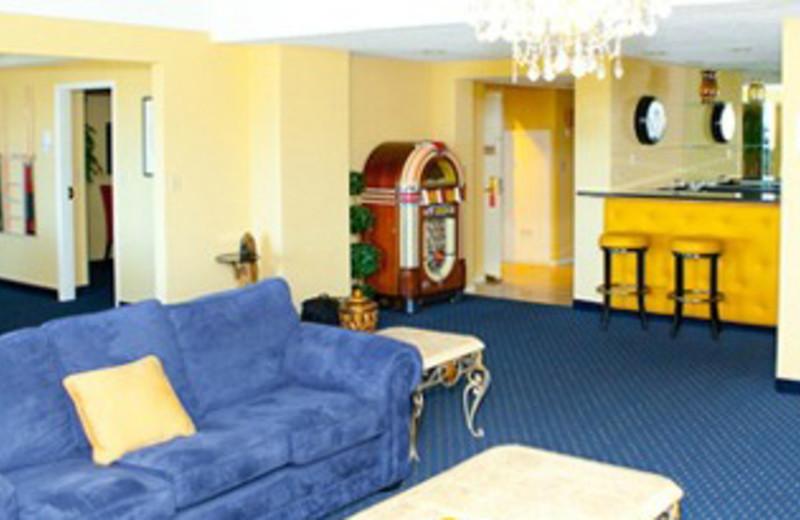 Guest Suite at Horizon Resort Casino