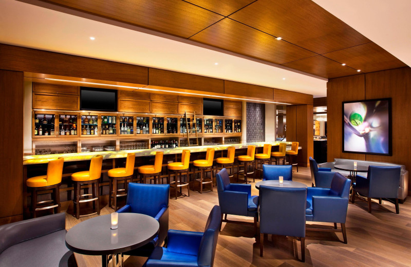 Bar at Westin Jekyll Island.