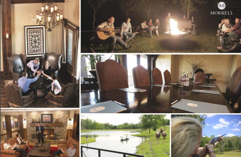 Meetings at Morrell Ranch