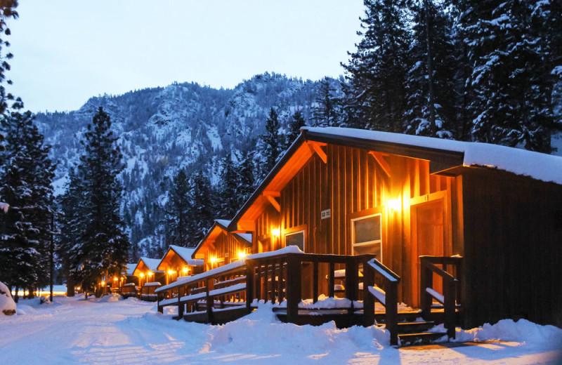 Exterior view of Quinn's Hot Springs Resort