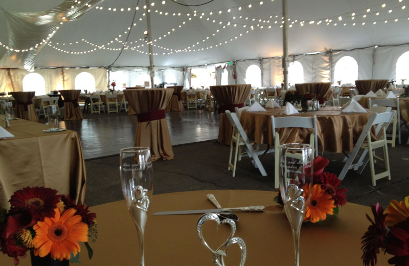 Wedding Reception at Durango Mountain Resort