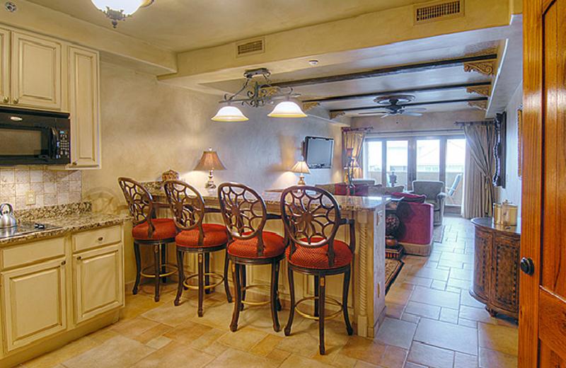Interior View at Ocean Lodge
