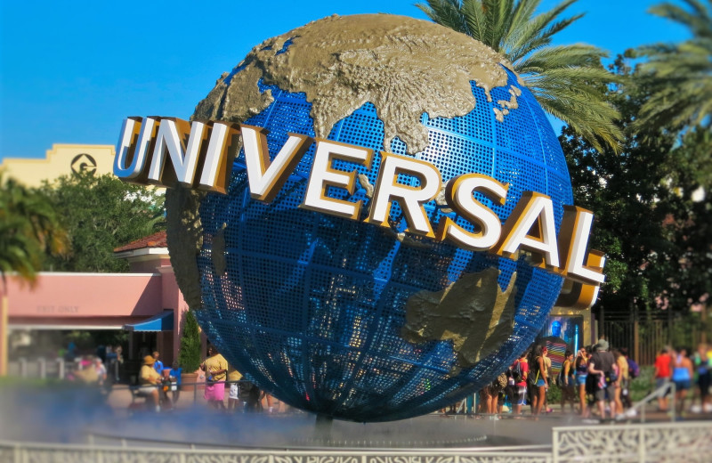 Universal Studios near Contempo Vacation Homes.