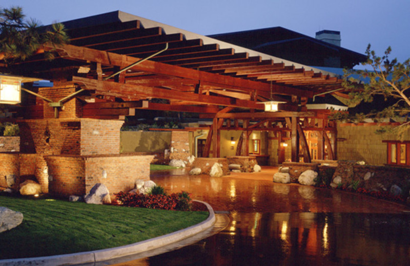 Exterior view of The Lodge at Torrey Pines