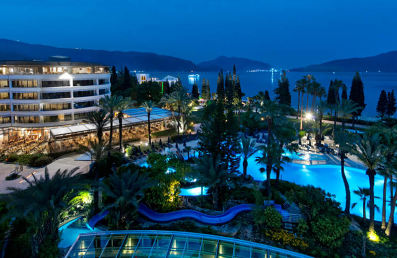 Exterior view of D-Resort Grand Azur Marmaris.
