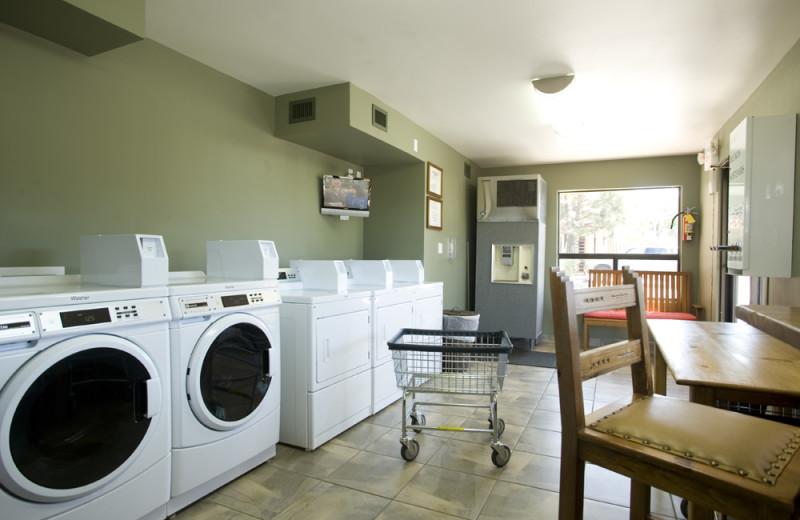 Laundry Room at Santa Fe Sage Inn