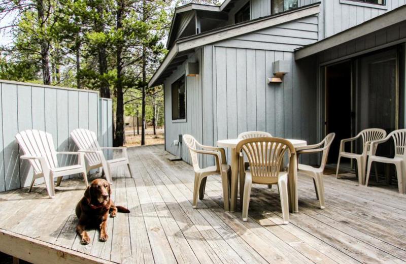 Pet friendly accommodations at Vacasa Rentals Eagle Crest.