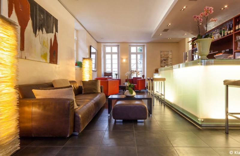 Lobby at Merian Hotel Jens König.
