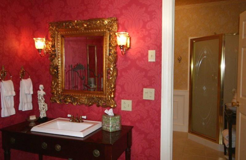 Bathroom at Barnside Luxury Inn