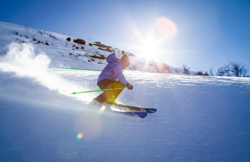 Ski near Nomadness Rentals.