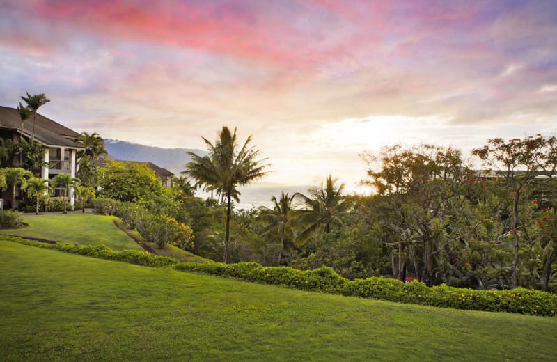 Exterior view of Hanalei Bay Resort & Suites.