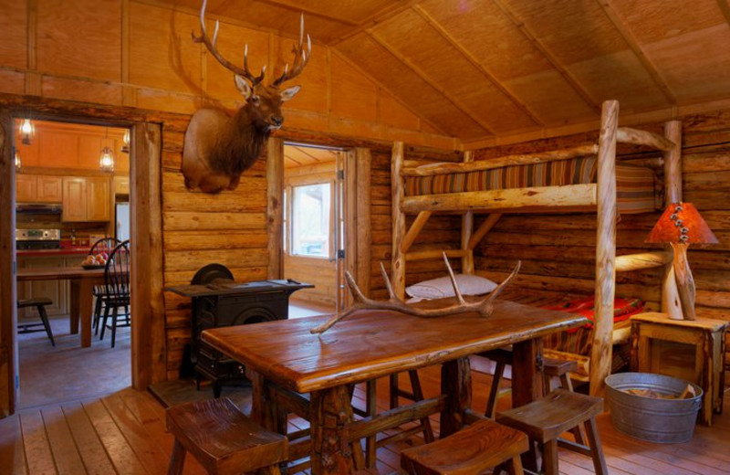 Bedroom at Kessler Canyon.