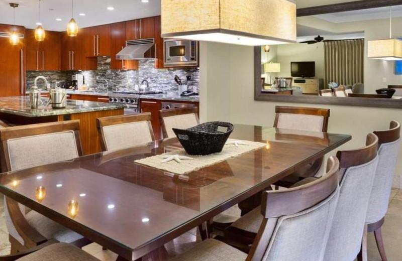 Guest kitchen at Honua Kai Resort & Spa.