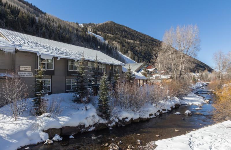 Ski-In/Ski-Out at the Mountainside Inn.