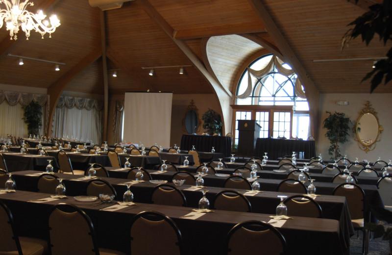 Conference at Heritage Hills Golf Resort.