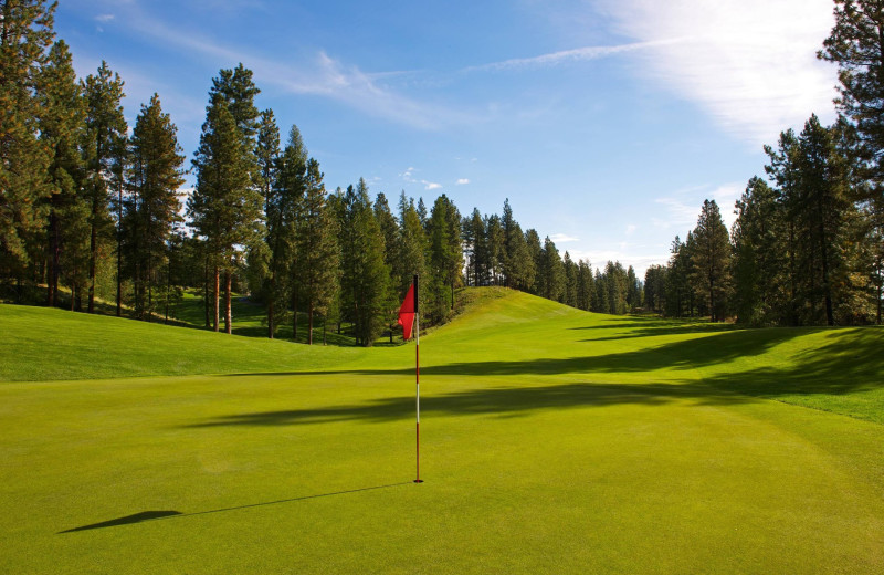Golf near Northstar Mountain Village Resort.