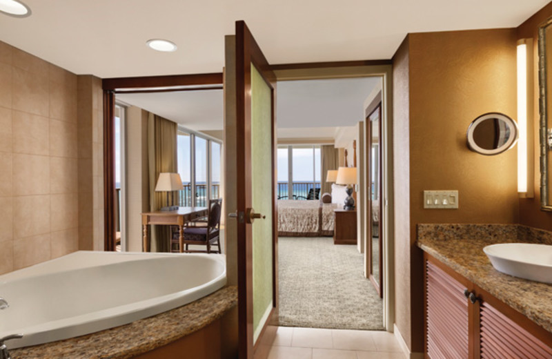 Suite Accommodations at Outrigger Reef Waikiki Beach Resort