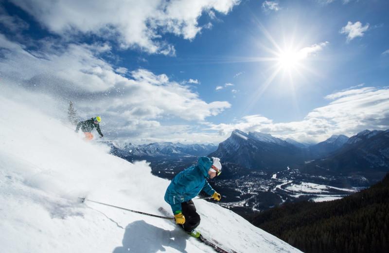 Ski near Hidden Ridge Resort.